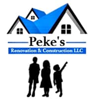 Pekes Renovation And Construction LLC Logo